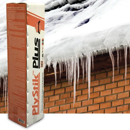 PlyStik™ Plus Peel and Stick Roofing Underlayment