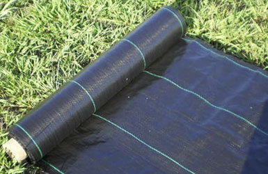 woven and nonwoven products - Weed Barrier