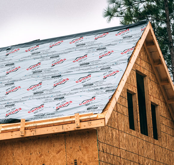 Platinum Synthetic Roofing Underlayment